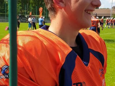Freie Schule Güstrow  My Brother is playing American Football