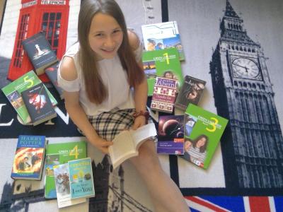 """Fürstenfeldbruck Viscardi Gymnasium """"reading makes you smart"""""""