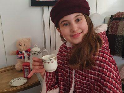 Would you like a cup of tea?  Kardinal von Galen Gymnasium Kevelaer, NRW