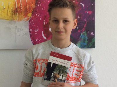 Hat Spaß gemacht, wie jedes Jahr! Nice challenge   Justus  Konrad-Heresbach-Gymnasium  Mettmann
