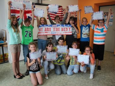 Frankfurt(Oder) Grundschule Lenné Die Besten aus Klasse 5a 2016