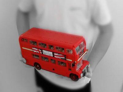 Esse, GEÜ  I like London!