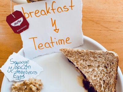 Kaiserslautern, Hohenstaufengymnasium What is better? Britsh breakfast or the typically britsh teatime?