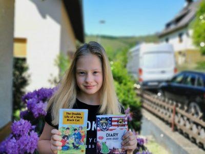 35713 Eschenburg, Holderbergschule, Jana Louisa Beck   Die Big Challenge hat mir Spaß gemacht!