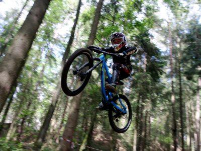 Markt Indersdorf, Gymnasium Markt Indersdorf (GMI) cycling - jumping - doing sports - having fun