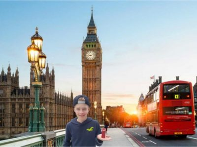 Greetings from London and the best two BENS: Big BEN and Little BEN! With best wishes BEN Silas Heinemann