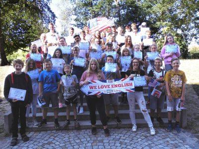"""Gewinner & Platzierte der GTS """"Ros Luxemburg"""", Lutherstadt Wittenberg, Sachsen-Anhalt Herzlichen Glückwunsch allen Beteiligten!!"""