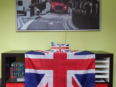 Goch Collegium Augustinianum Gaesdonck  Kommentar: Union Jack ist die beste Flagge!!!
