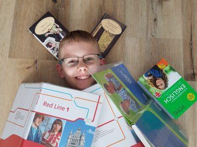 Frechen, Realschule Frechen  Englisch-Bücherwurm / English Bookworm