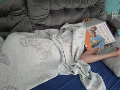 Schortens ,IGS Friesland Nord  So lernt man Englisch im Schlaf :-)