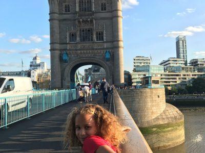 Eschwege Friedrich-Wilhelm-Schule Vor der Tower Bridge in London ;)