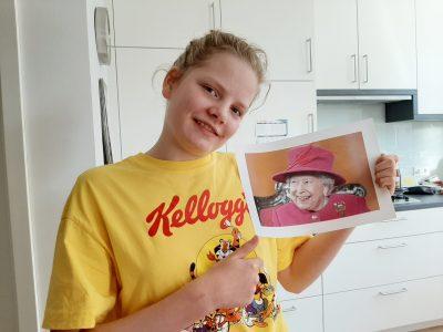 "Rheda Wiedenbrück Osterrath-Realschule      ""My big Idol"""