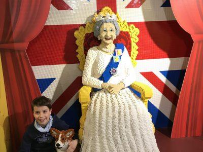 Lübeck, Johanneum zu Lübeck,  The Queen and me.
