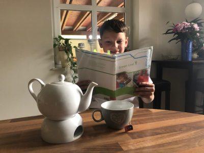 Handrup, Leoninum, English Tea Time