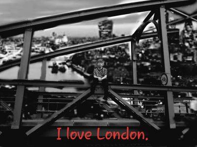 Hamburg MCG - I love London.