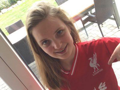Harsefeld  Aue Geest Gymnasium    I love FC Liverpool and Football ❤️⚽️