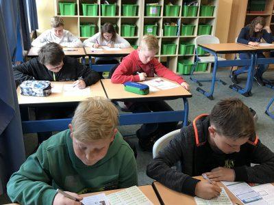 Sekundarschule Warburg  The Big Challenge!