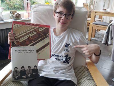 Weilerswist - Gesamtschule Weilerswist -  Was verbindet England mehr als den FC Liverpool und die legendären Beatles.;-)