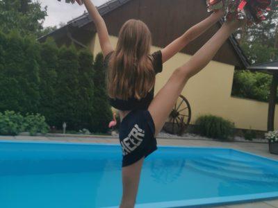 Cottbus, Lutki-Grundschule I´m a Cheerleader (Chiara-Julie Lindner)