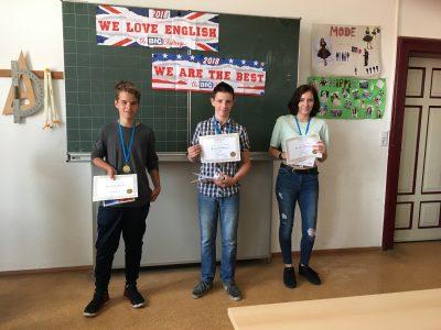 Unsere Besten! Geschwister-Scholl-Oberschule Ruhland