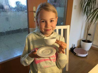 Varel — Lothar Meyer Gymnasium   Teatime :) with Lotta