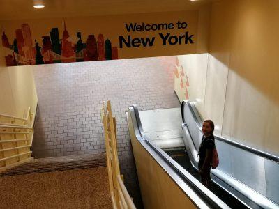 Kastellaun, IGS Kastellaun Ida Liesenfeld NEW YORK IS NOT A PLACE,  IT'S A FEELING !!!