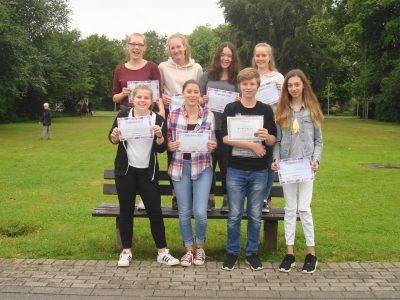 Helmholtz-Gymnasium Hilden: 8b