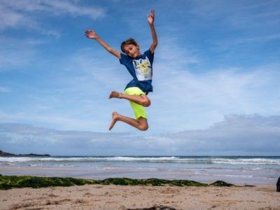Gymnasium Kirchheim, Klasse 6b Ich mag dieses Bild sehr, da es an meinem absoluten Lieblingsstrand an einem herrlichen Tag in Cornwall, St Ives aufgenommen wurde.  Liebe Grüße, Vincent Fleischhauer