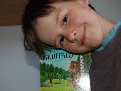 Stadt Brandis  Gymnasium Brandis THE GRUFFALO Kinderbuch (Englisch)