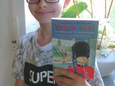 Bayreuth WWG  Über dieses Buch habe ich mein erstes Referat in Englisch gehalten. Timo