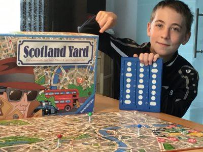 """Gelnhausen, Kreisrealschule  """"Scotland Yard"""".......den Verbrechern auf der Spur!!!"""
