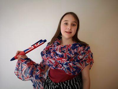 Hallo ich heiße Emily Beeckmann . Ich wohne in Moers und gehe auf das Gymnasium in den Filder Benden. Ich muss sagen dieser dezente Stift ist der Hammer. Ich habe ihn in England gekauft und er ist im Vergleich zu einem normalen Stift echt riesig und super cool!