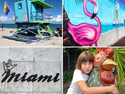 Winter in Miami: Little Havanna, South Beach and tons of sunshine  Das ganze Jahr über: Amberg, Max-Reger-Gymnasium