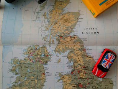 Ostfildern, Erich-Kästner-Schule England - my new destination