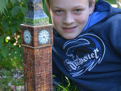 """Reichsstadt-Gymnasium Rothenburg (Rothenburg o.d.Tauber) Bildname: """"Visit to London"""""""