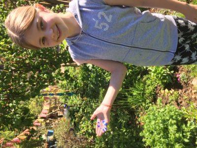 Hallo, ich gehe aufs Viscardi-Gymnasium in Fürstenfeldbruck, Ich habe im Garten ein englisches Blatt gefunden!