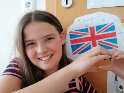 Polch - IGS Maifeld Mein Lieblingsfach in der Schule. Bald möchte ich nach London reisen. :-)