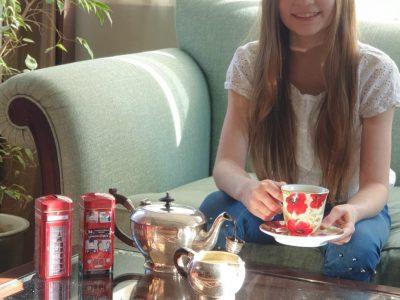 Germering Carl-Spitzweg-Gymnasium  A cup of Black English Tea with milk is always the best way to go.