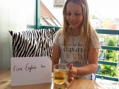 Köln, Königin-Luise-Schule, I like English Tea