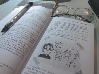 """Ostbevern Gymnasium Johanneum I love reading English books. It's a good way for me to improve my English. I've made my mind to learn English so well as to be a native speaker. """"Where there is a will, there is a way."""""""