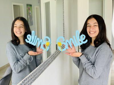 Küstengymnasium Neustadt in Holstein                                                                        SMILE :-)  Mit einem Lächeln durch diese herausfordernde und einsame Zeit zu gehen, ist die beste Medizin.