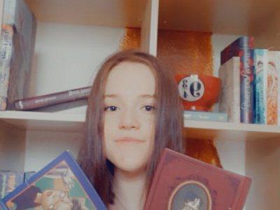 Fröndenberg, Gesamtschule Fröndenberg Englische Bücher sind einfach am schönsten, am besten gefallen mir Pride and Prejudice and Zombies und Harry Potter!