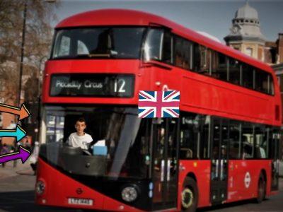Tangermünde, Diesterweg Gymnasium Wenn ich nach England komme, werde ich bestimmt mal mit so einem Bus fahren.