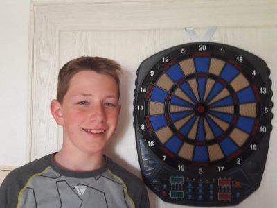 """Hettstedt - """"Wilhelm und Alexander von Humboldt Gymnasium""""  - Das Spiel """"Darts"""" wurde in England erfunden und ist eines meiner Lieblingsspiele."""