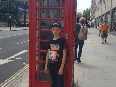 Falkensee, A. Diesterweg Grundschule  #Telefonzelle #London war cool!
