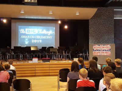 Hameln, Albert-Einstein-Gymnasium Awards Ceremony