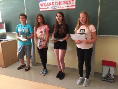 GTS Anne Frank, Hettstedt, Klasse 6
