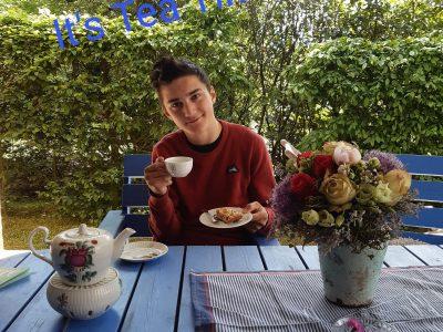 Stadt: Bad Bentheim Name der Schule: Missionsgymnasium Bardel Kommentar: It´s Tea Time!