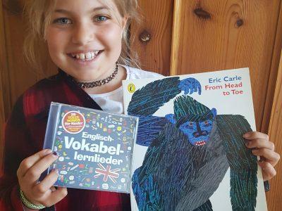 Herzogenaurach Gymnasium Herzogenaurach Die CD ist ein Vokabel-lern-Trainer und das Buch ist ein englisches Kinderbuch