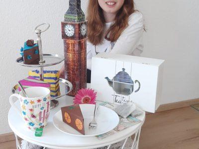 Windeck Gymnasium Bühl Klasse 5b   Tea time with Big Ben